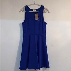 NWT Francescas blue dress